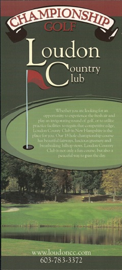 Coupons & Specials - Loudon Country Club